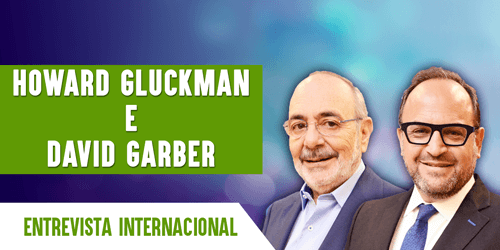 Entrevista internacional: David Garber e Howard Gluckman